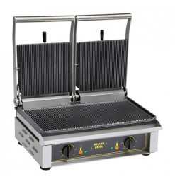 contactgrill Majestic (gegroefd/gegroefd)