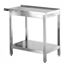 aan/afvoer tafel 080cm
