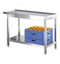 aan/afvoer tafel 120cm