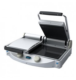 contactgrill Duo (glad/gegroefd)
