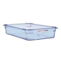 Araven ABS blauwe GN1/1 voedseldoos 100mm