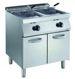 PRO 700 GASFRITEUSE 2 X 15L