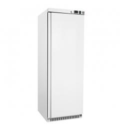 Gastro-Inox wit stalen koeling 400 liter, statisch gekoeld met ventilator