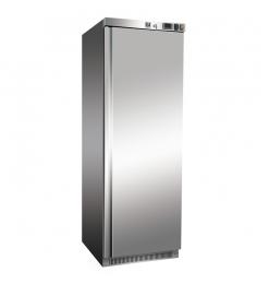 Gastro-Inox RVS vriezer 400 liter, statisch gekoeld met ventilator