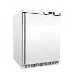 Gastro-Inox wit stalen koeling 200 liter, statisch gekoeld met ventilator