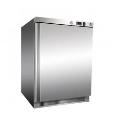 Gastro-Inox RVS koeling 200 liter, statisch gekoeld met ventilator