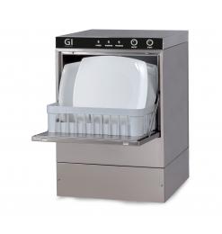 Gastro-Inox elektronische glazenspoelmachine, 40x40cm, 230V