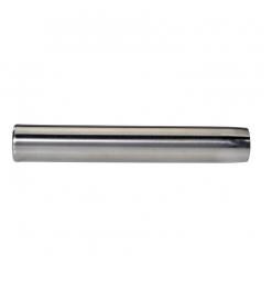 Gastro-Inox RVS Ø38mm overlooppijp, lengte 230mm