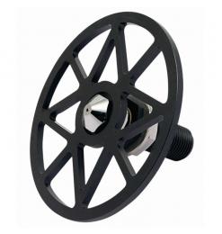 Gastro-Inox RVS glaswerksproeier met 12,5mm plug