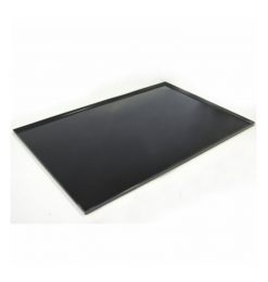 Gastro-Inox 700 HP bakplaat voor gasfornuis 170.010