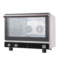 Gastro-Inox heteluchtoven 4x GN 1/1 of 600x400mm, 230V