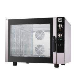 Gastro-Inox heteluchtoven 6x GN 1/1 of 600x400mm, 400V