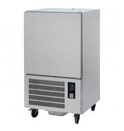 Gastro-Inox snelvriezer 10x GN1/1 of 5x 600x400mm