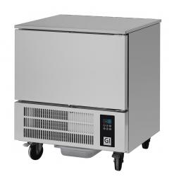 Gastro-Inox snelvriezer 5x GN1/1 of 5x 600x400mm