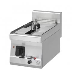 Gastro-Inox 600 Trendline elektrische friteuse, 10 liter